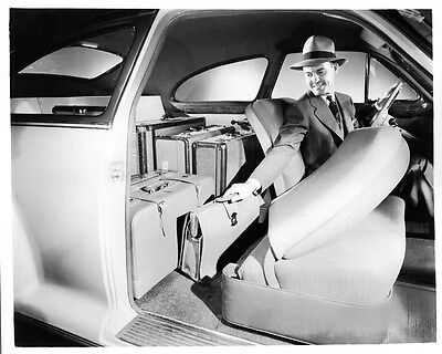 1942 Packard Clipper Business Coupe ORIGINAL Factory Photo oad2365-NHG3PH