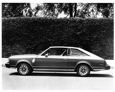 1978 Buick Century Sport Coupe ORIGINAL Factory Photo oad2636-CKPRG2