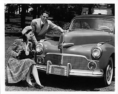 1942 Studebaker ORIGINAL Factory Photo oad2757-QIJAYJ