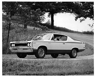 1970 AMC Rebel Machine ORIGINAL Factory Photo oad4001-HLXE4D