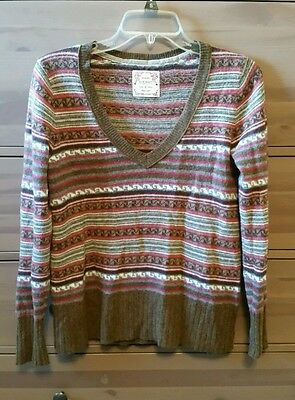 Old Navy maternity sweater small