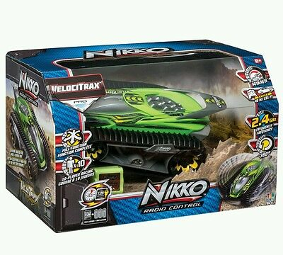 Nikko r/c velocitrax toystate 90222 battery included