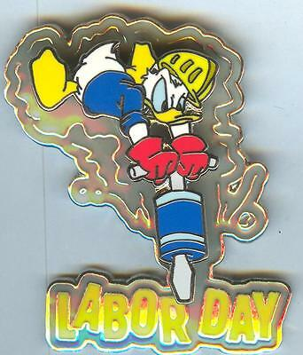 DLR - Labor Day 2002 Donald Duck Pin Movement 3D