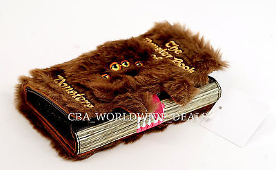 Wizarding World of Harry Potter Monster Book of Monsters iPhone 6 6s Wallet Case