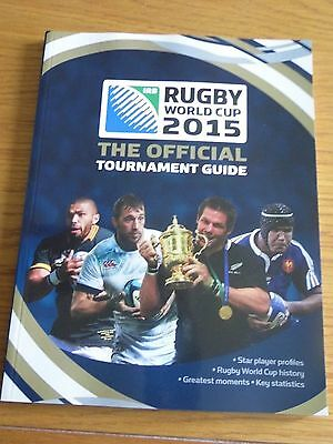 Rugby World Cup 2015 The Official Tournament Guide