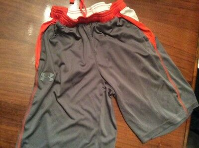 Under Armour Youth Shorts Size Medium