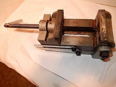 large machinist or toolmakers vise- very nice