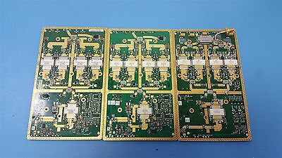 3 Powerwave Circuit Boards With Rf Power Mosfet Transistors