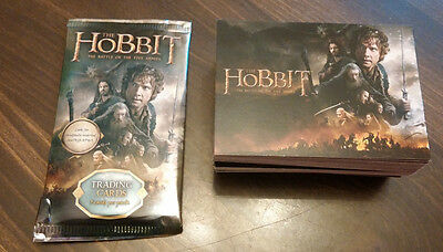 Cryptozoic Hobbit: Battle of the Five Armies - Base Set 90, Weapons Set, Wrapper
