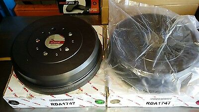 Toyota Rn85 Hilux & Rzh & Lh Model Hiace .. Rear Brake Drums .. Rda1747