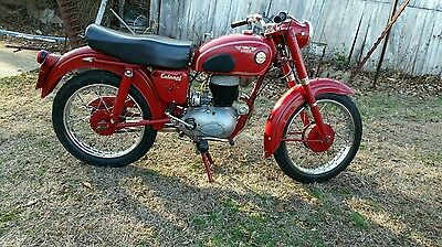 1956 Triumph Colonel  1956 Famous James Motorcycle 225cc Colonel Very Rare Excellent Condition Triumph
