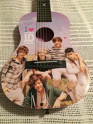 """One Direction 31"""" Acoustic Guitar"""