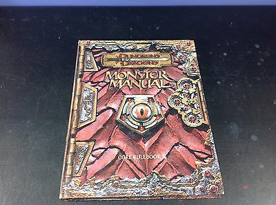 D&D : Dungeons and Dragons : Monster Manual Core III