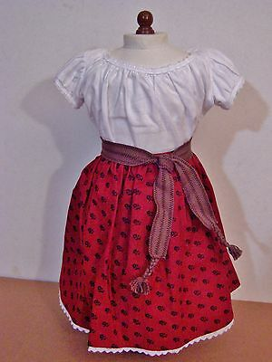 American Girl Josefina's Meet Outfit New In Bag