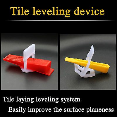 Tuba Tile Leveling Spacer-Flooring Level-Lippage Spacer System Construction Tool