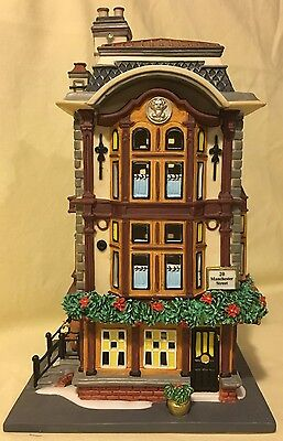 Dept 56 - THE RED LION PUB - Special Edition - Dickens Village (56.58715)