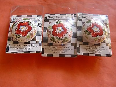 F. New Mary Englbreit Decorative Collectible Door Knobs