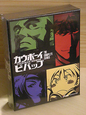 New/Sealed - Cowboy Bebop: The Complete Series Amazon Exclusive Edition Blu-ray