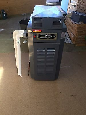 Raypak Pool or Spa Gas Heater  - As New