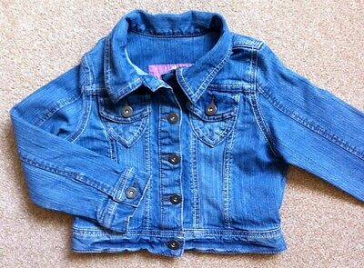 ❤️Girls Denim Jacket clothes age 5 Years