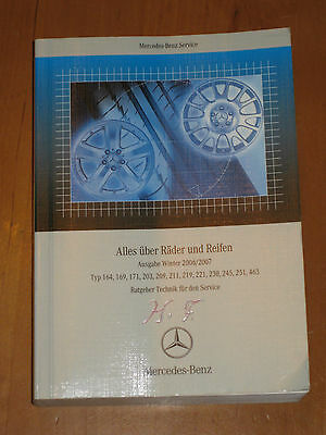 Reference Book Mercedes 2006/2007