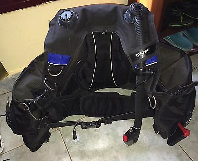 Mares XL BCD Vector Chrome In Great Condition