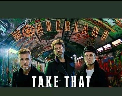 Take That STANDING O2 6th June