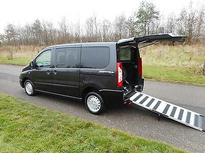 2012 62 Peugeot Expert Tepee 2.0 Hdi 6 Seats WHEELCHAIR DISABLED ACCESSIBLE WAV