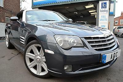 2007 07 Chrysler Crossfire 3.2, Full Leather Interior,  Service History,