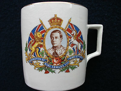 "Coronation King Edward Viii - May 1937 – 3 ¼"" Tall"