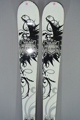 SKIS Carving/All Mountain- MOVEMENT LEFER - 163cm