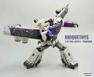 hot! Transformers Uniquetoys UT Y-01 and three transformers for gas bombs Fuels