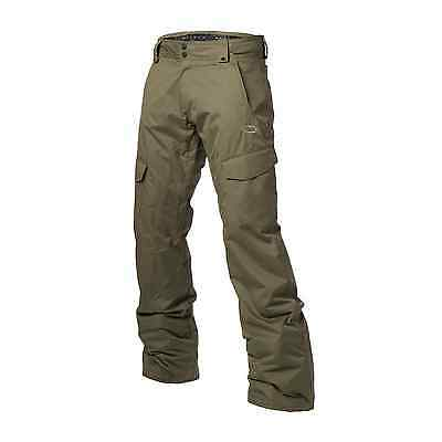 OAKLEY Task Force Slim Insulated Pant - pantalone snowboard - (Olive)