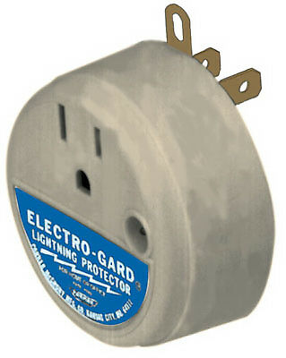 PARKER MC CRORY MFG CO Lightning Protector For Electric Fence, 110-120-Volt