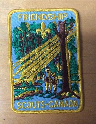 Bsa Friendship Scouts-Canada  New