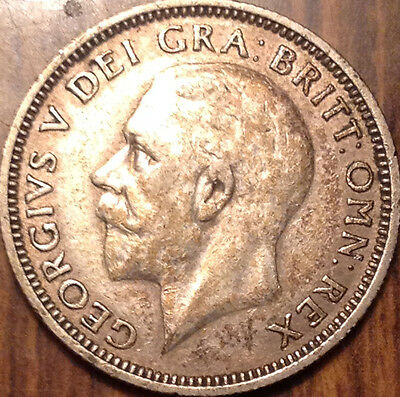 1936 Gb One Shilling In Superb Better Grade