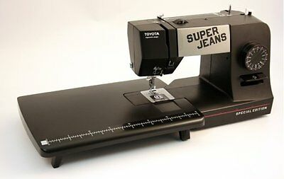 Toyota ET-B Extension Table for SP and ECO Sewing Machine Series Black NEW