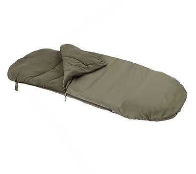 Trakker NEW Carp Fishing Big Snooze + Sleeping Bag - Old Style Square End