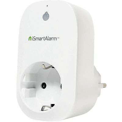iSmartAlarm Smart Wifi Plug Zwischenstecker mit Messfunktion via App steuerbar