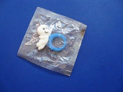 1970s CASPER THE FRIENDLY GHOST CEREAL PREMIUM RING  **UNOPENED**  **NICE**