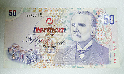 Northern Bank £50 note