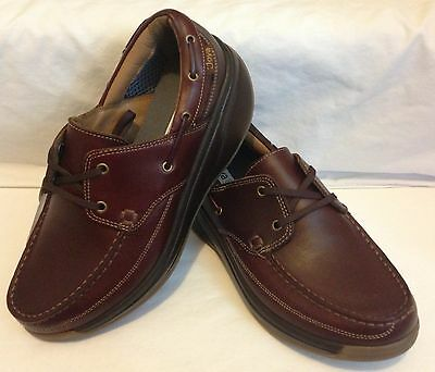 "JOYA ""Cuba"" in Brown leather. Mens size 10 US (Euro 43 2/3). **BRAND NEW**"