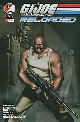 GI Joe: Reloaded (Vol 1) #   3 Near Mint (NM) Devils Due Publishing MODERN AGE C