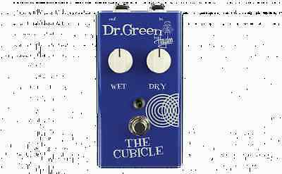 Dr Green The Cubicle - Wet/Dry Guitar Reverb pedal
