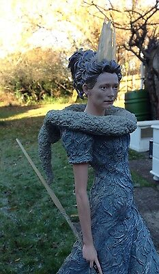 Jadis The Witch - Snow Queen Disney Store Collectable Large Resin Figurine