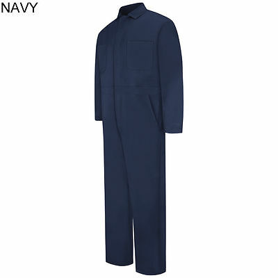 NEW, Navy Blue Coverall, Long Sleeve, Size 56 long