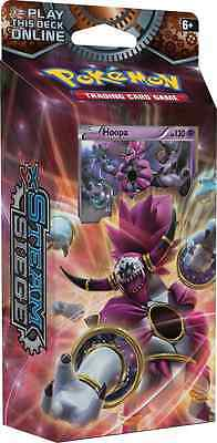"""Pokemon XY11 """"Steam Siege"""" Theme Deck with 60 cards (Hoopa or Volcanion, one at"""