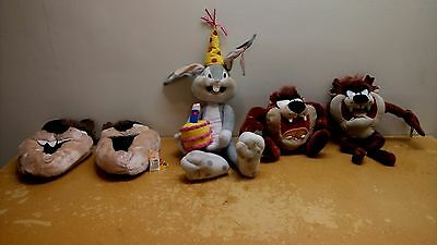 5 Looney Tunes Wb Toys
