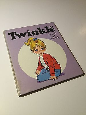 Twinkle Comic Annual 1970 First Edition First Issue. VG