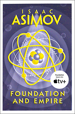 Foundation and Empire by Isaac Asimov, Book, New (Paperback)